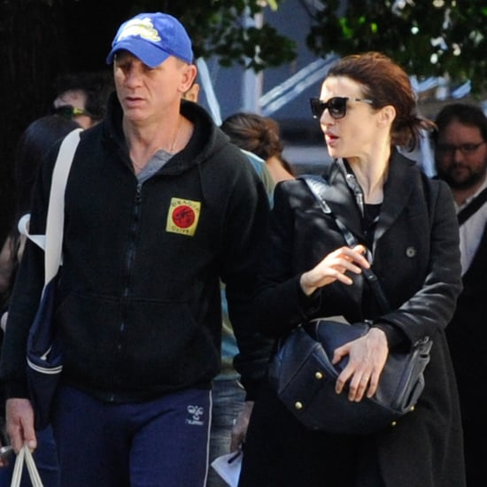 Daniel Craig and Rachel Weisz in NYC