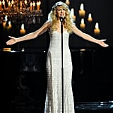 """2008: Taylor Moved Us to Tears With """"White Horse"""""""
