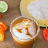 Habanero Pumpkin Margarita