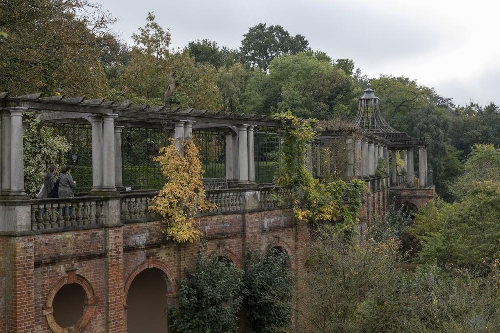Hampstead Heath's Edwardian Pergola Trail and Hill Garden (Camden)