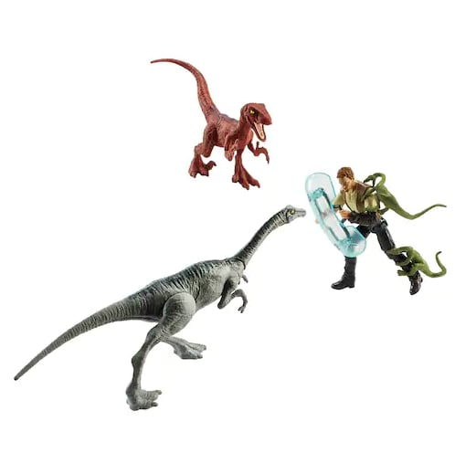 Jurassic World Figure Set