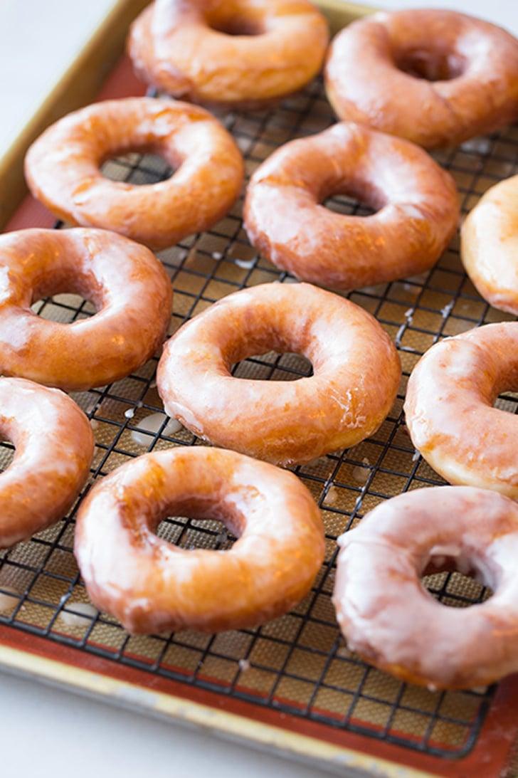 Krispy Kreme Glazed Doughnuts | Restaurant Copycat Recipes ...