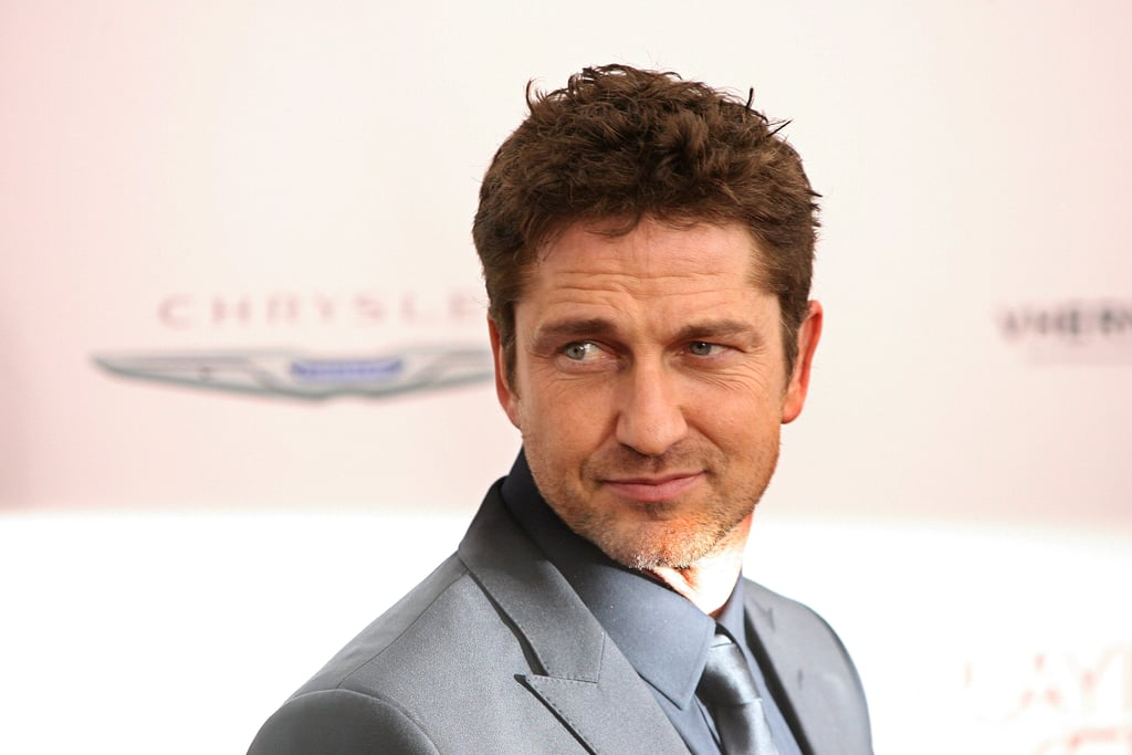 Gerard Butler attended the Playing For Keeps premiere in NYC.