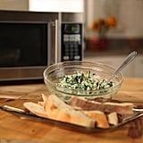 Microwave Spinach-Artichoke Dip