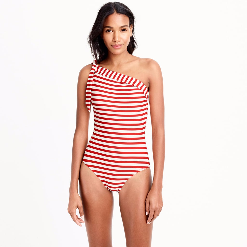 One-Shouldered Swimsuits