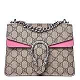 Gucci GG Supreme Monogram Mini Dionysus Shoulder Bag