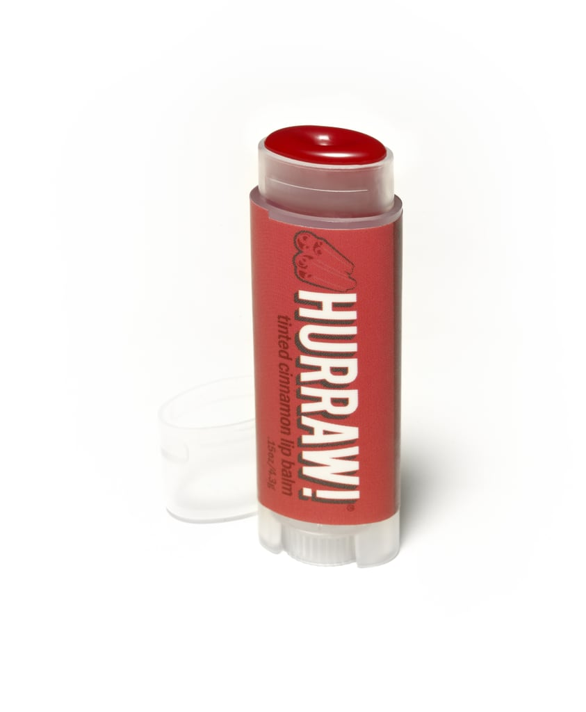 Hurraw! Cinnamon Tinted Lip Balm