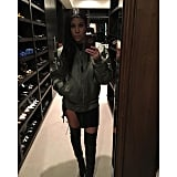 Kourtney Kardashian's Hottest Instagram Pictures