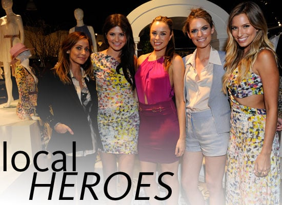 Pictures of Celebrities at Bec & Bridges Live! Store Launch in LA: See brand-fans Natalie Imbruglia, Jessica McNamee & more!