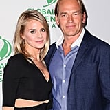 Eliza Coupe and Darin Olien