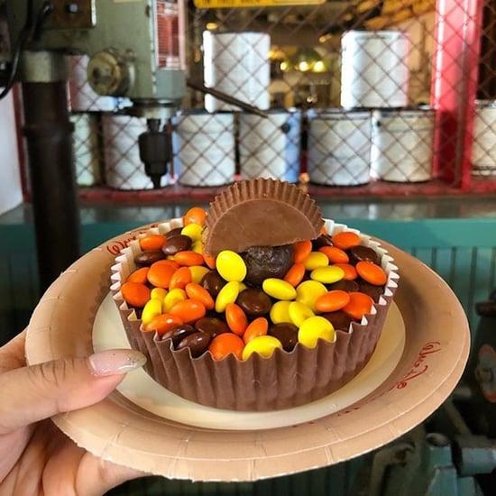 New Peanut Butter Brownie at Walt Disney World