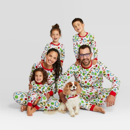 Best Matching Family Pajamas at Target