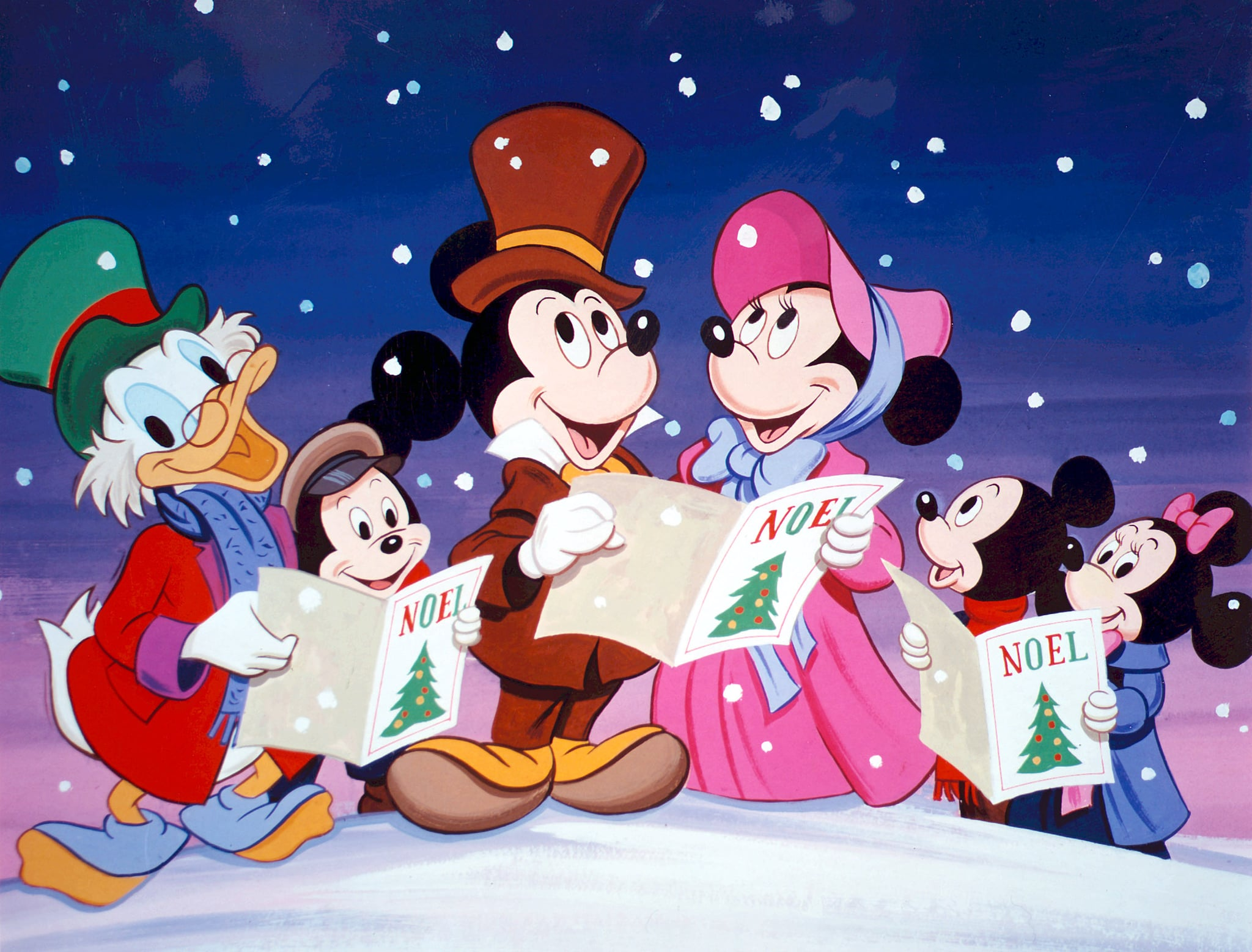 Mickeys Christmas Carol.Mickey S Christmas Carol 1983 Just In Time For The