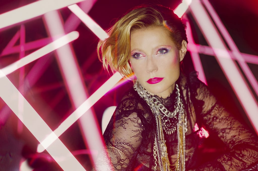 Gwyneth Paltrow as Madonna ('80s)