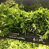 Organic Italian Parsley ($2)