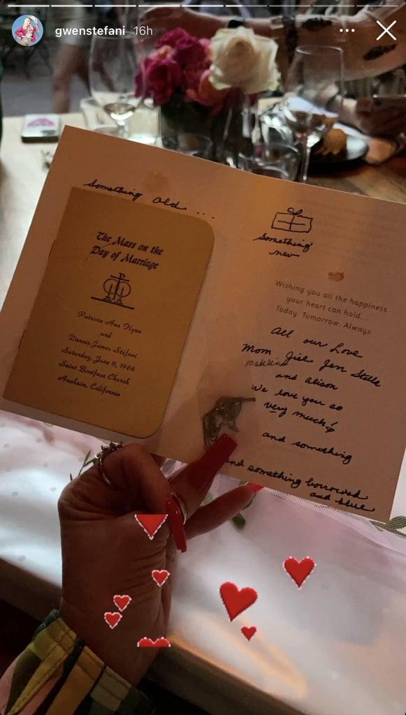 Gwen Stefani Celebrates Bridal Shower | Pictures