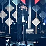 Louis Tomlinson at KIIS FM's 2019 Jingle Ball in LA