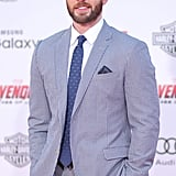 Chris Evans as Steve Rogers/Captain America