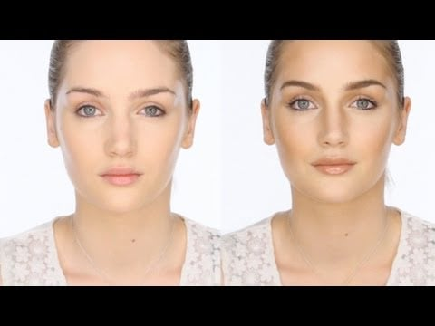 Video: Lisa Eldridge Shows How to Contour and Highlight
