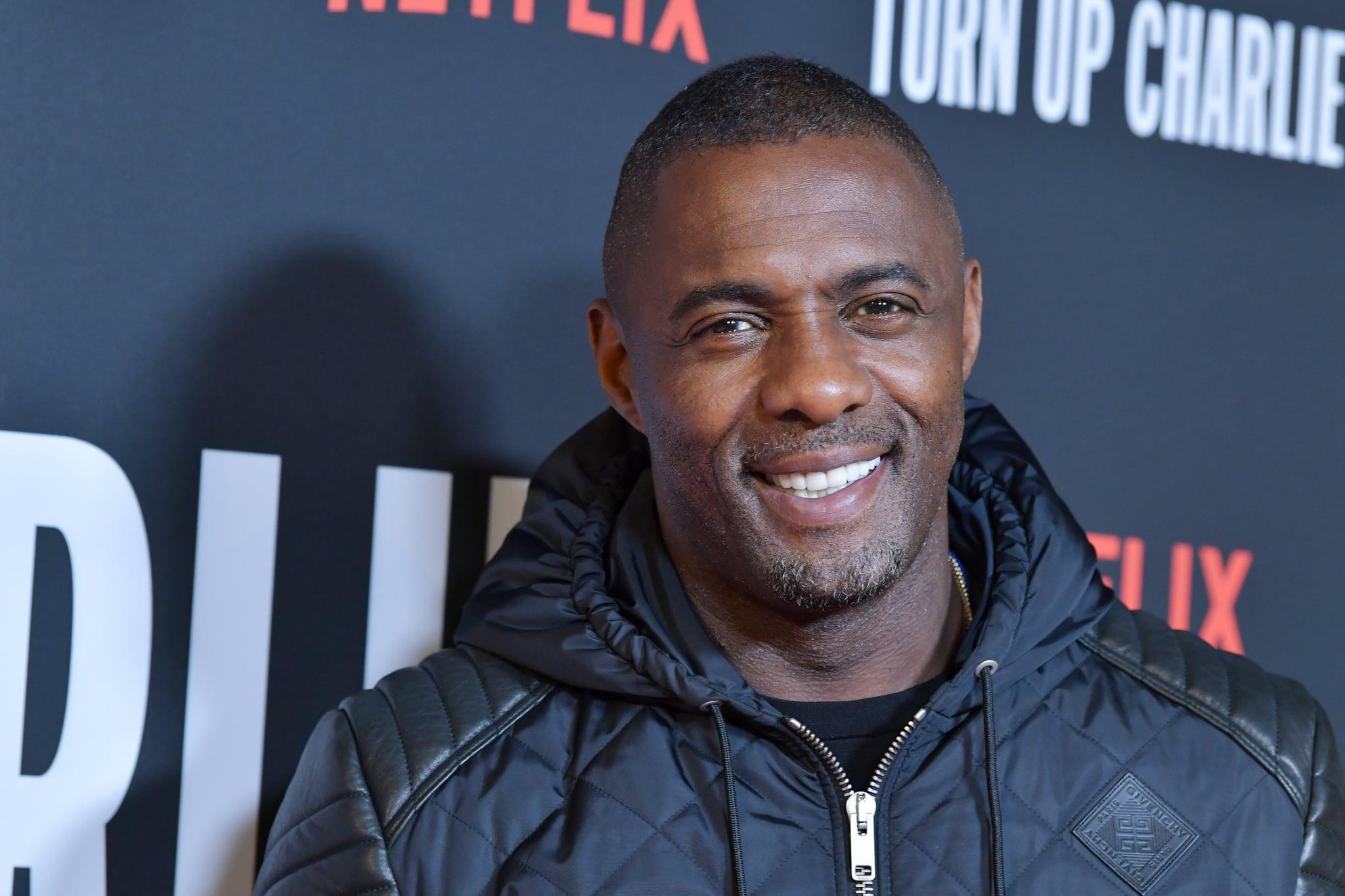 WEST HOLLYWOOD, CALIFORNIA - MARCH 02: Idris Elba attends Netflix's