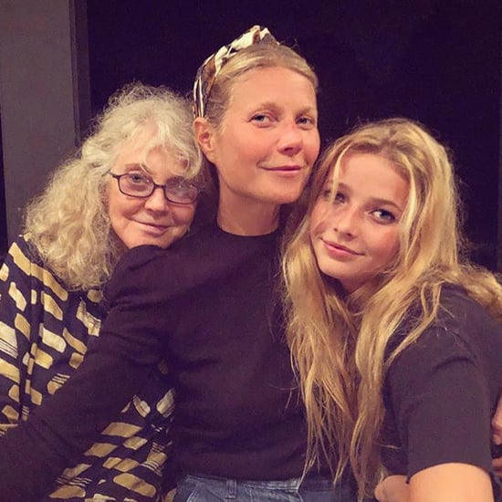 Apple Martin Looks Like Gwyneth Paltrow in Birthday Photo