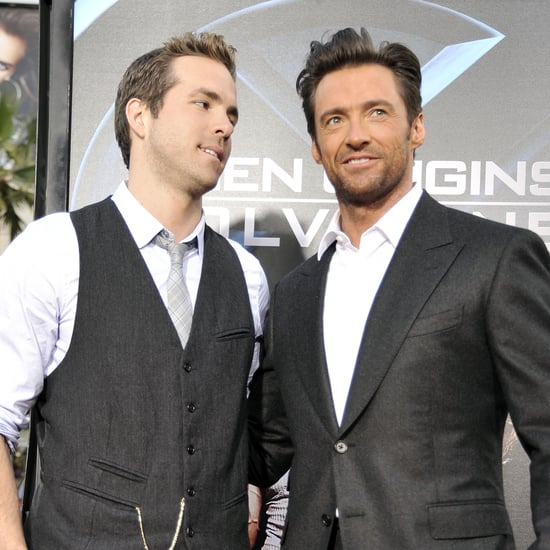 Hugh Jackman Uses Emmy Nomination to Roast Ryan Reynolds