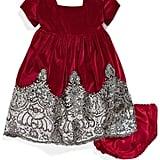 Isabel Garreton Sequin Velvet Dress