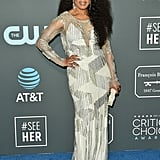 Angela Bassett at Critics' Choice Awards