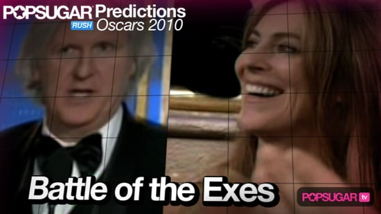 2010 Oscars, 2010 Oscar Best Director, James Cameron and Kathryn Bigelow 2010-03-02 02:00:00