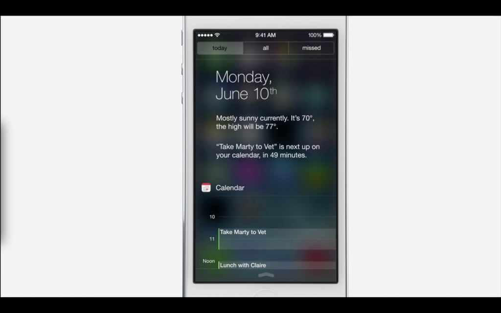 Notification Center