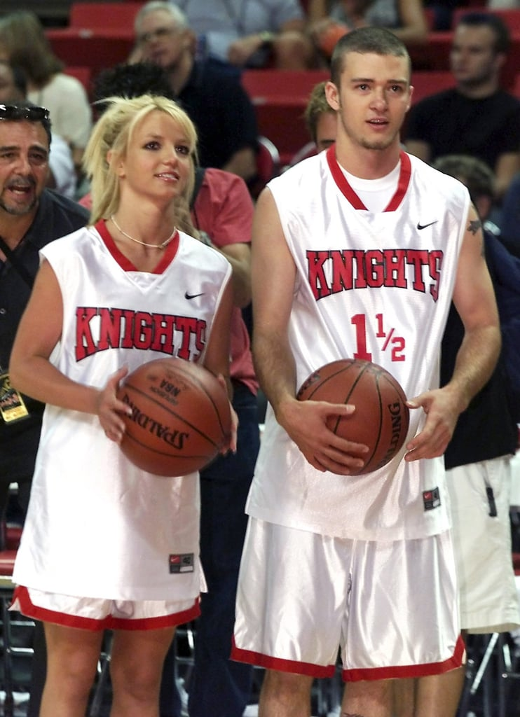 Britney Spears and Justin Timberlake Throwback Pictures | POPSUGAR ...