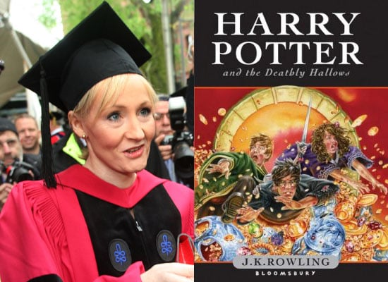 Harry Potter Book Quiz : Pop quiz on harry potter in honour of j k rowling s