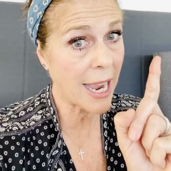 "Watch Rita Wilson Rap ""Hip Hop Hooray"" by Naughty by Nature"