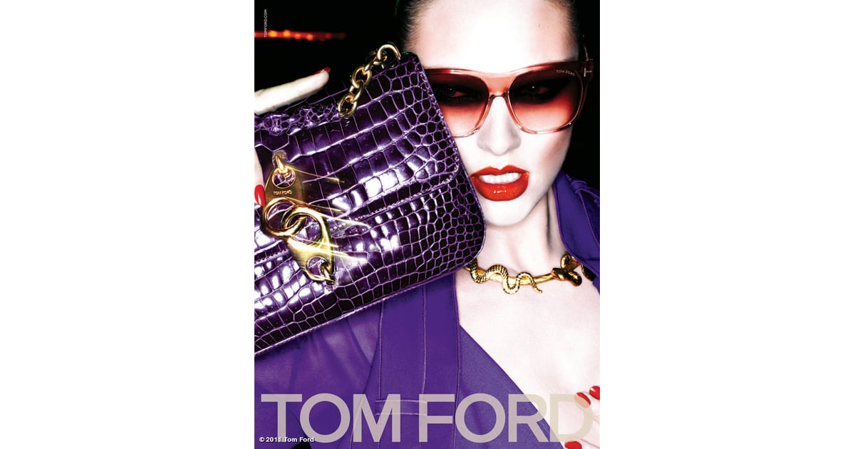 6e138e3e73381 Tom Ford Fall 2011 Ad Campaign with Candice Swanepoel  Pictures ...