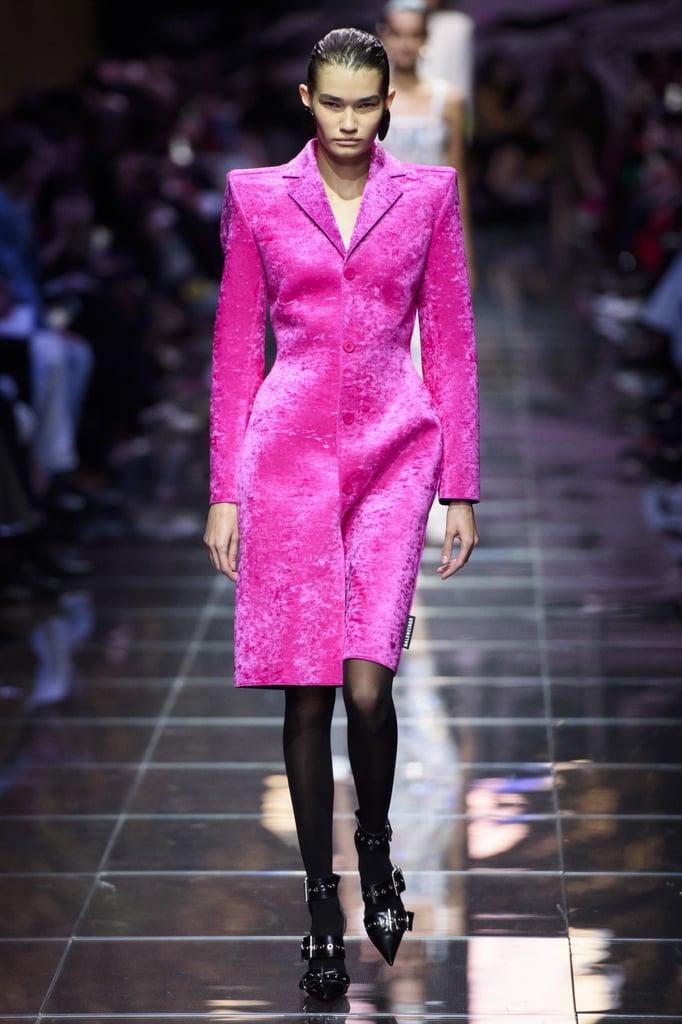 Balenciaga Spring 2019 Collection Popsugar Fashion Photo 11