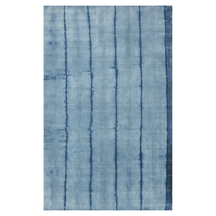 Pottery Barn Teen Tie-Dye Stripe Rug
