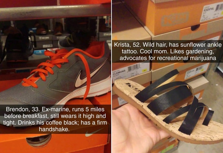 These Shoe Personality Descriptions Will Make You Laugh Until It Hurts
