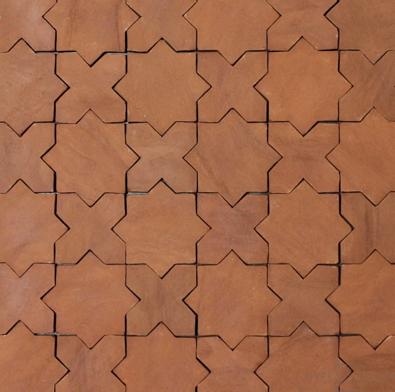 Terracotta Tile 2018 Tile Trends POPSUGAR Home Photo 1