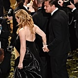 Pictures of Kate Winslet and Leonardo DiCaprio Holding Hands