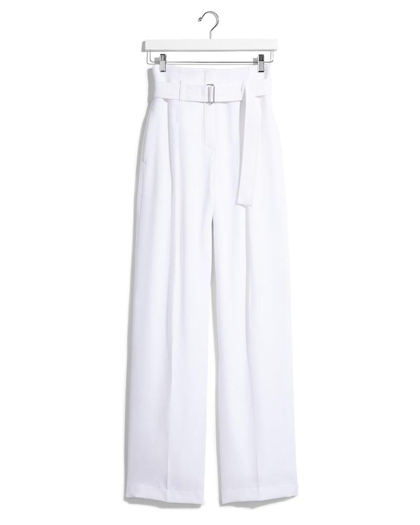 Karlie Kloss x Express Wide Leg Belted Dress Pant ($88)