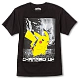 Charged Up Pokémon Graphic Tee