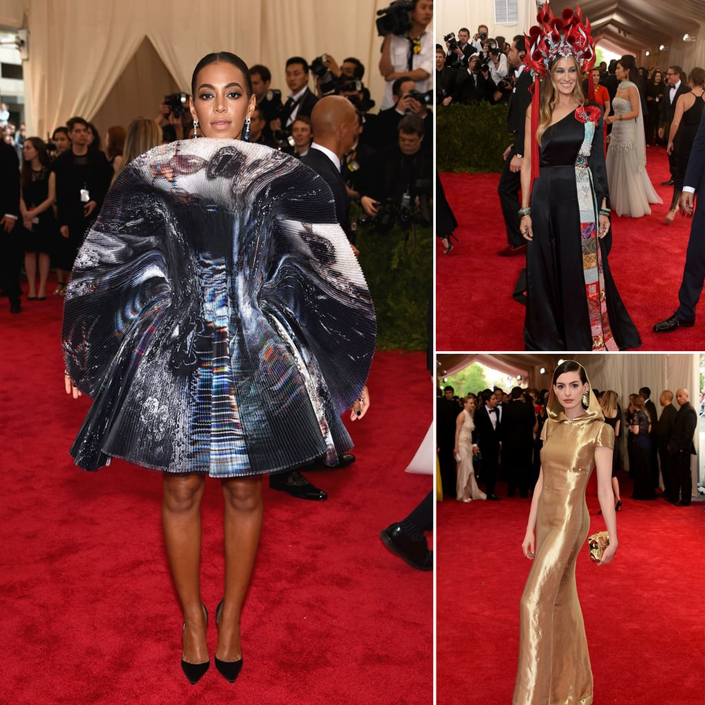 Vote on the Wildest Met Gala Looks From the Night!