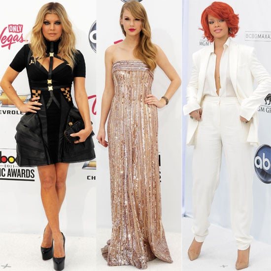 Celebrities at the 2011 Billboard Awards