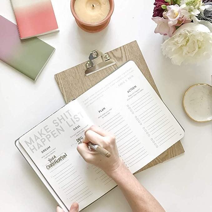 Best Goal-Setting Journals