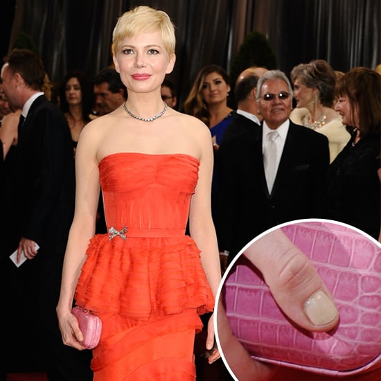 Michelle Williams: Her Oscars Nails
