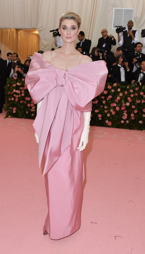 Elizabeth Debicki at the 2019 Met Gala