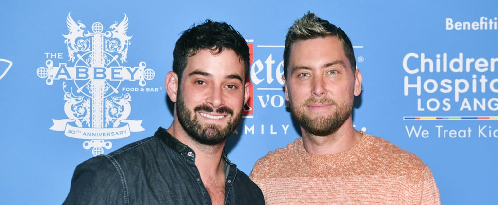 What Did Lance Bass and Michael Turchin Name Their Twins?