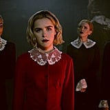 Sabrina and The Weird Sisters From Chilling Adventures of Sabrina