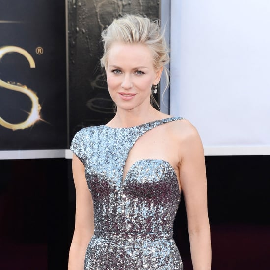 2013 Oscars Style: Sexy Dresses Naomi Watts Jessica Chastain