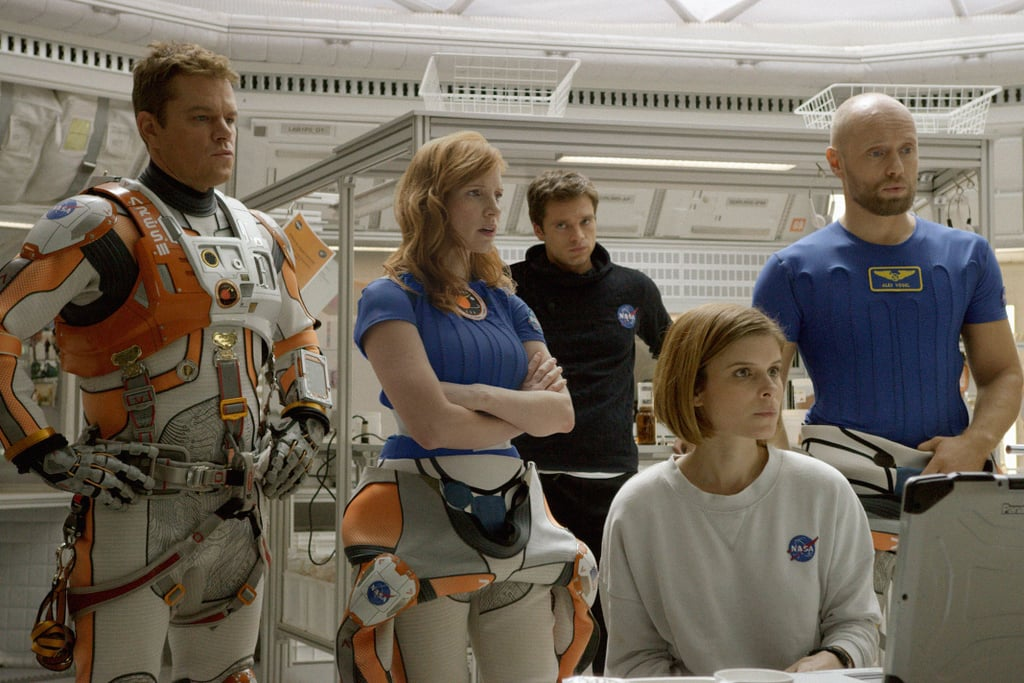The Martian Viral Videos